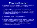 marx and ideology1
