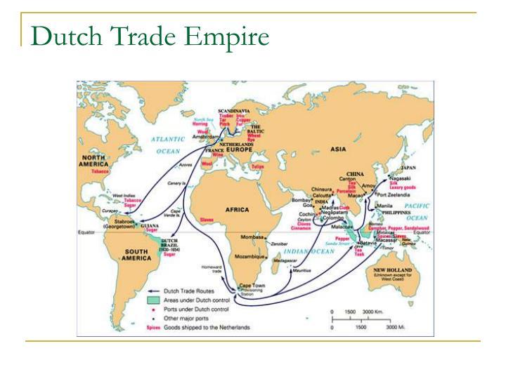 Dutch Trade Empire