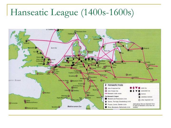 Hanseatic League (1400s-1600s)