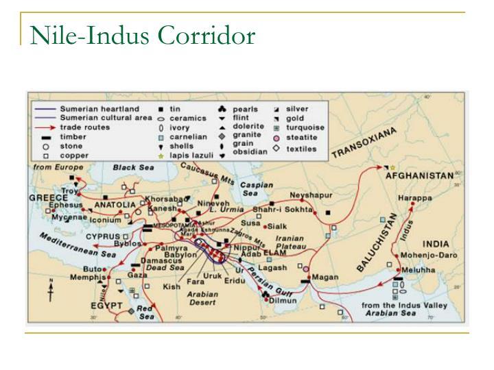 Nile-Indus Corridor