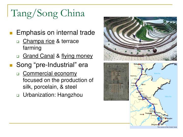 Tang/Song China