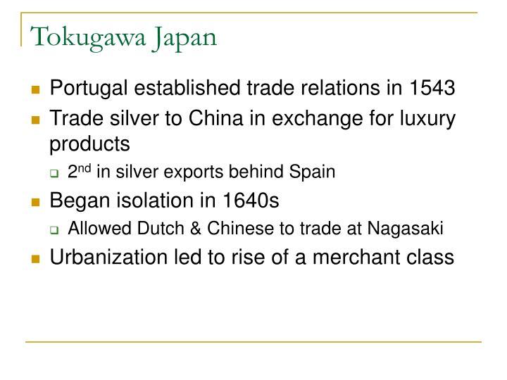 Tokugawa Japan