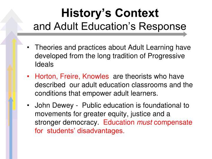 History's Context