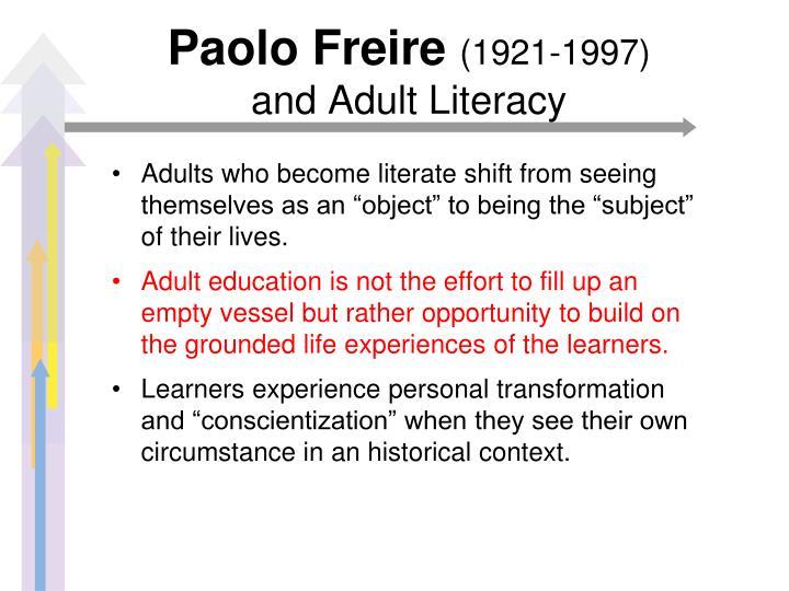 Paolo Freire