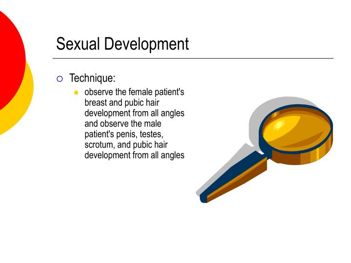 Sexual Development