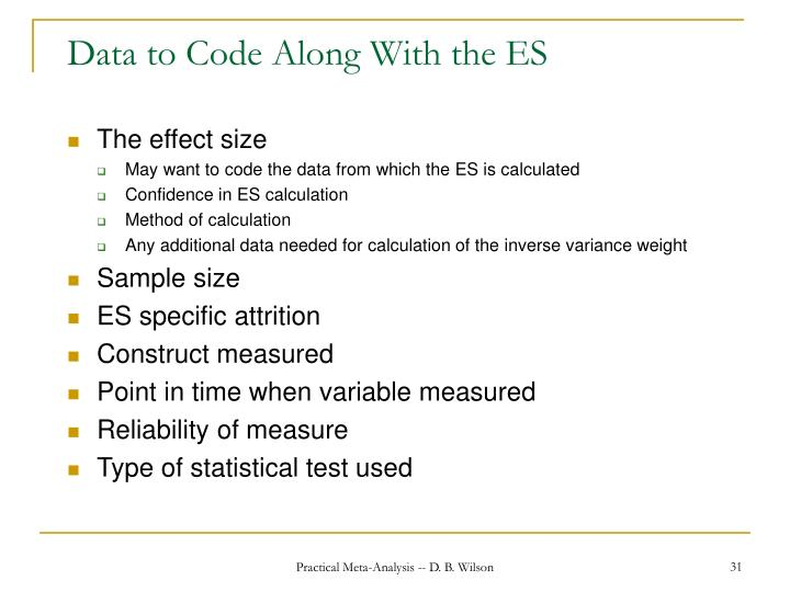 Data to Code Along With the ES