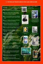 iv technology milestones in food and agriculture