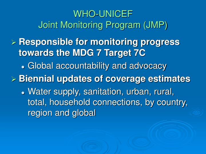 WHO-UNICEF
