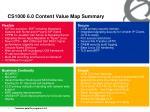 cs1000 6 0 content value map summary