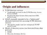 origin and influences2