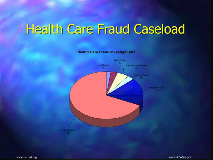 Health Care Fraud Caseload