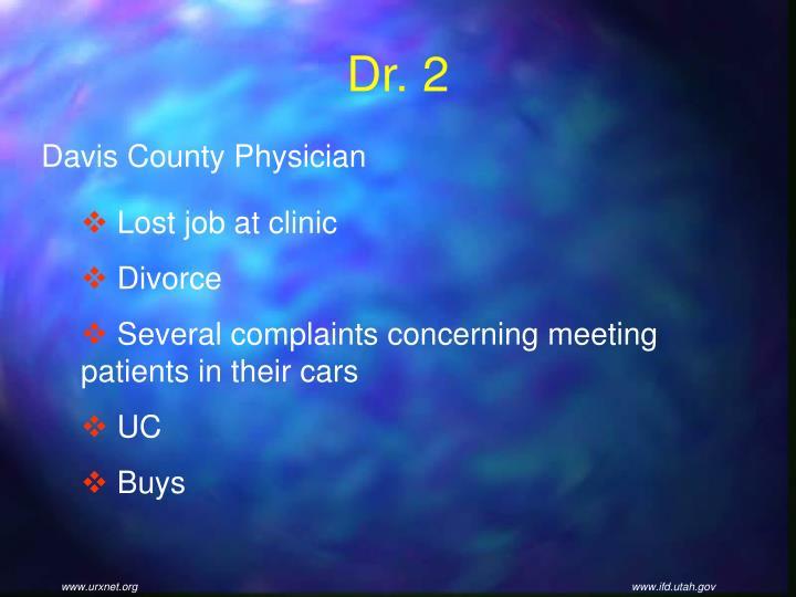 Dr. 2