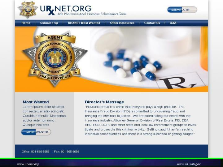 www.urxnet.org