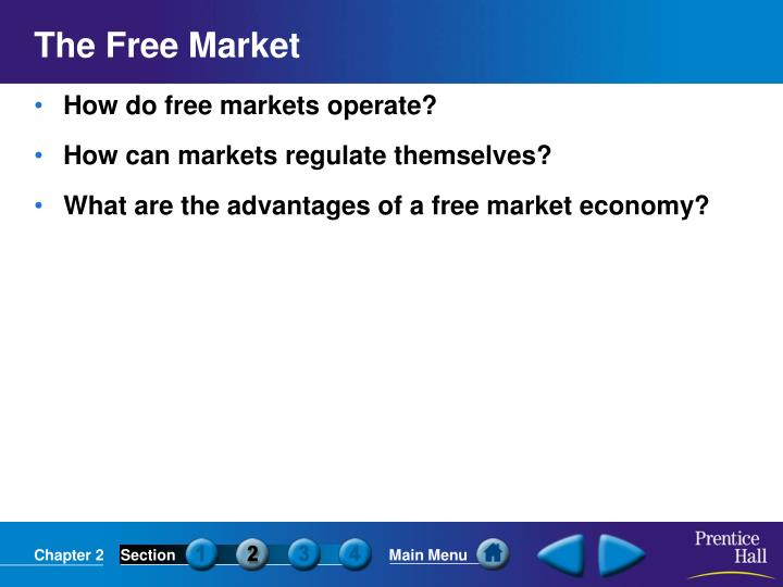 The Free Market