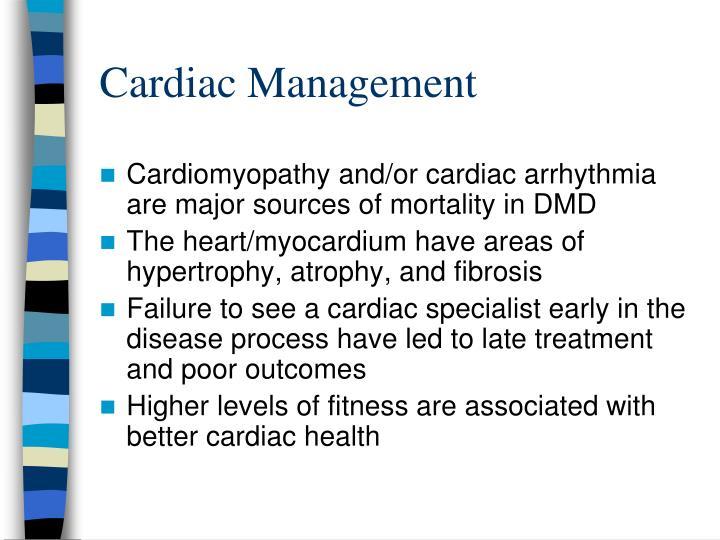 Cardiac Management