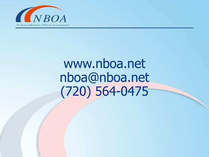 www.nboa.net