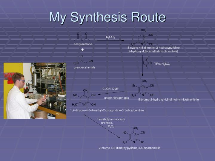 My Synthesis Route