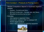 firm conduct products pricing cont1