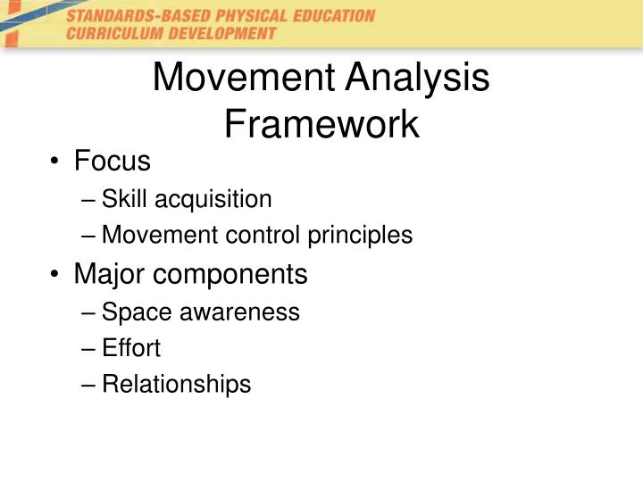 Movement analysis framework