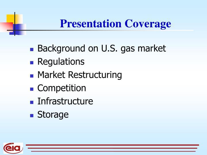 Presentation Coverage