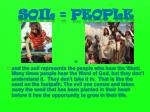 soil people