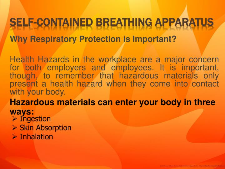 Why Respiratory Protection is Important?