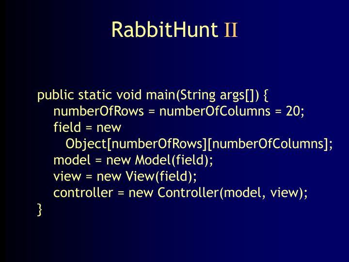 RabbitHunt