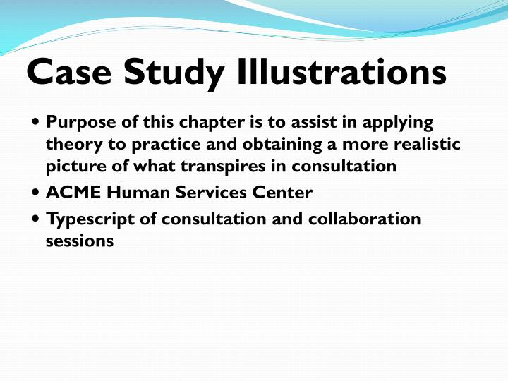 Case Study Illustrations