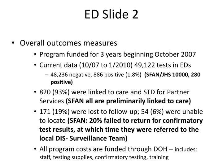 ED Slide 2