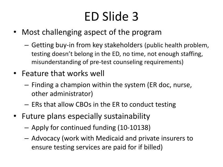 ED Slide 3