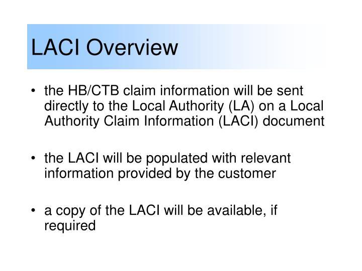 LACI Overview