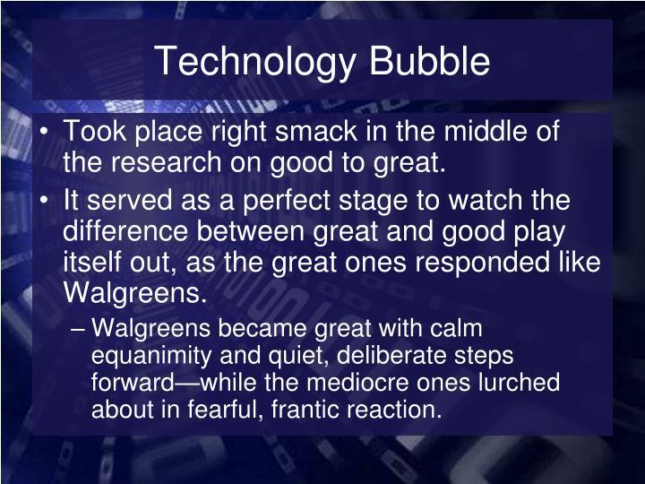 Technology Bubble