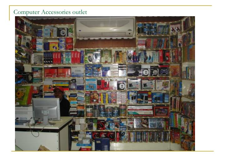 Computer Accessories outlet