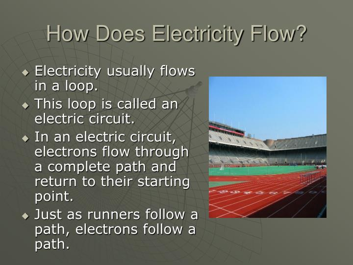 How Does Electricity Flow?