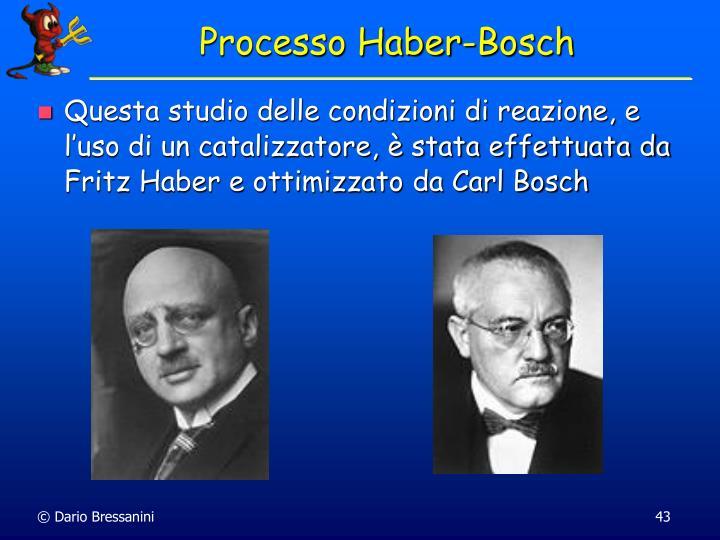 Processo Haber-Bosch