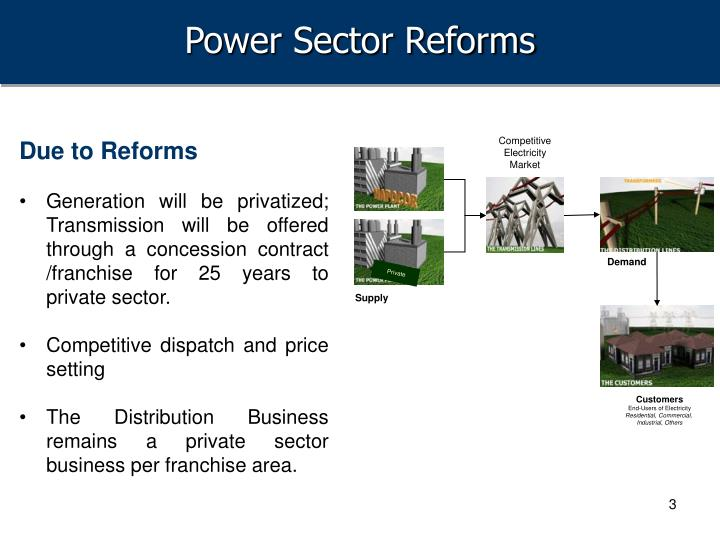 Power sector reforms1