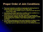proper order of join conditions1
