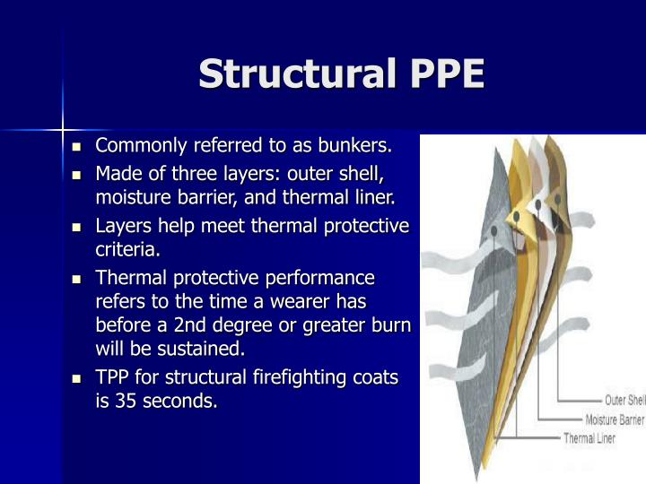 Structural PPE
