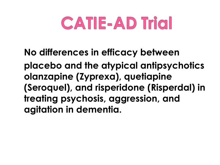 No differences in efficacy between