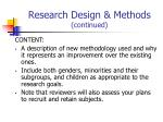 research design methods continued1