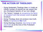 the action of theology1