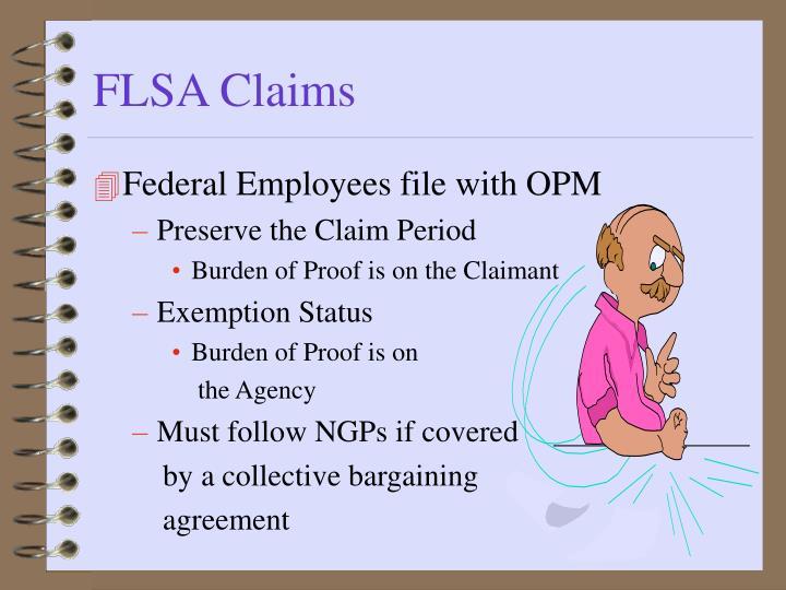 FLSA Claims