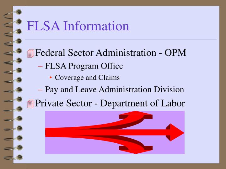 FLSA Information