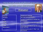 how much more of bloom can you get into your classroom5