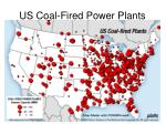 us coal fired power plants
