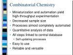 combinatorial chemistry2