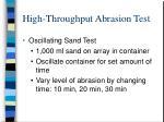 high throughput abrasion test2