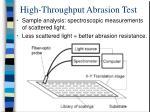 high throughput abrasion test3