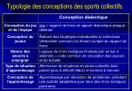 typologie des conceptions des sports collectifs2