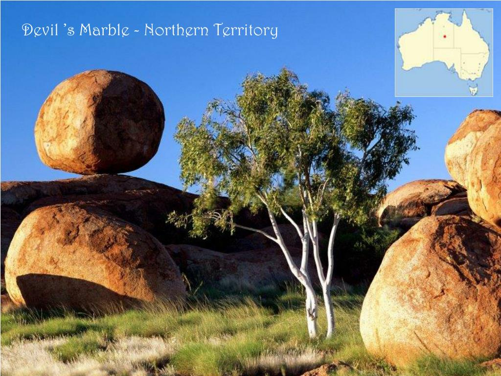 Devil 's Marble - Northern Territory